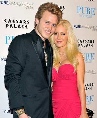 Spencer Pratt Is Selling A Sex Tape Starring Heidi Montag