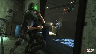 Splinter Cell: Conviction Multiplayer Preview: Separation Anxiety Times Two