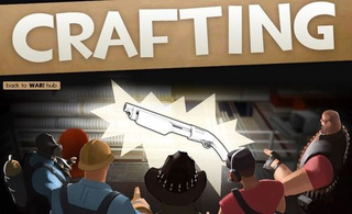 Team Fortress 2 Craftily Crafts Crafting Update