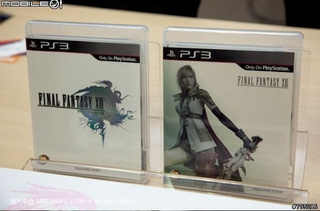 Closer Look At Final Fantasy XIII PS3