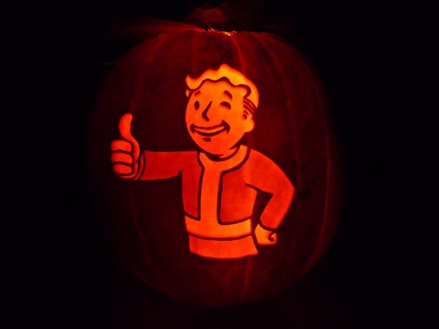 A Patch Of Gaming Pumpkins
