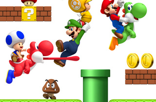New Super Mario Bros. Wii Preview: All The Modes, All The Chaos