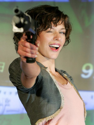 Resident Evil: Afterlife All Official