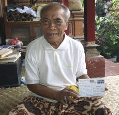 Balinese Healer From Eat, Pray, Love Falls Ill