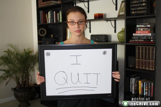 Woman Quits Her Job, Becomes A Hero