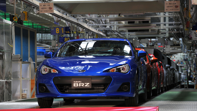 subaru admits defeat launches all wheel drive turbo diesel hybrid convertible brz on monday. Black Bedroom Furniture Sets. Home Design Ideas