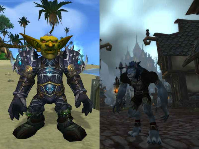 Hands-On With Cataclysm's Goblins And Worgen