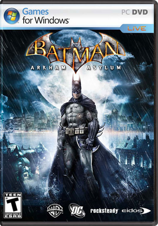 Batman: Arkham Asylum Demo Out Everywhere