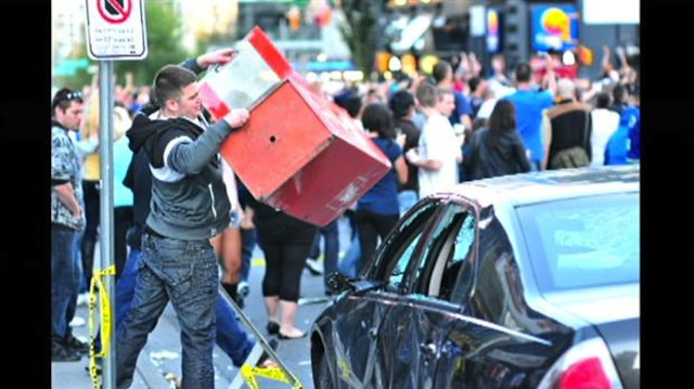 The First Vancouver Rioter Is Going To Jail
