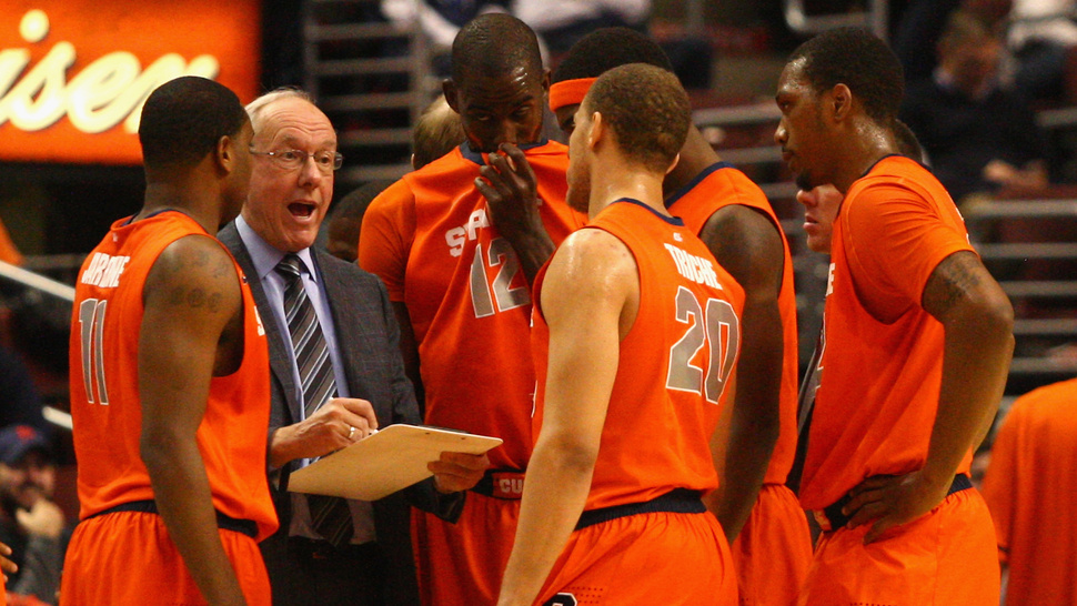 Jim Boeheim Says 10 Teams Can Win The Title This Year