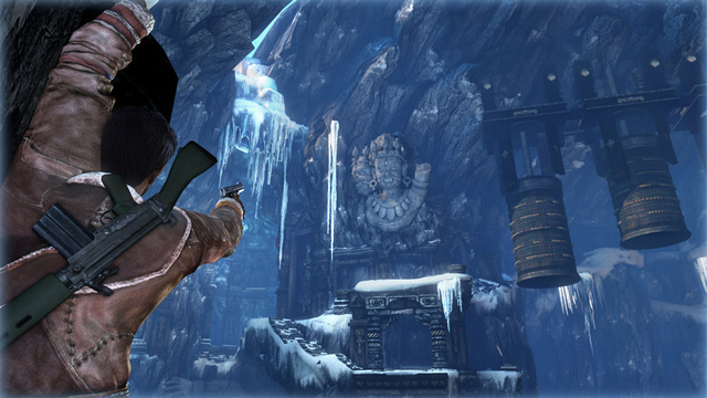 New Uncharted 2 Screens