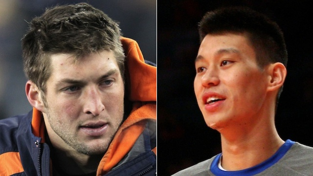 What If Tim Tebow Had A Baby With Jeremy Lin?
