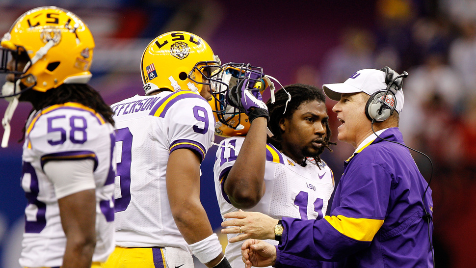 Jordan Jefferson Still Wonders Why LSU Didn't Call Some Different Plays In The BCS Title Game