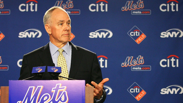 Mets GM Sandy Alderson Is On Twitter, And He Is Funny