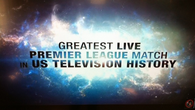 "A Fair-And-Balanced Look At What Fox Called ""The Greatest Live Premier League Match In US Television History"""