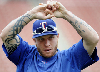 "Josh Hamilton Apologizes And Admits He Had ""Three Or Four"" Drinks Monday Night"