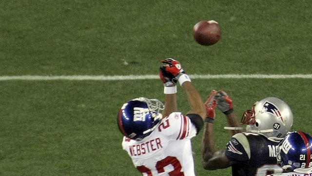 Before The Giants Ruined The Patriots' Perfect Season, The Perfect Season Nearly Ruined Me