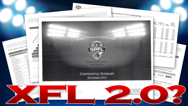 Exclusive: Here Are Plans For A New Professional Football League, Run By Former NFL, XFL, And USFL Executives