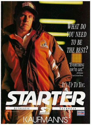 Bill Belichick Was Once A Starter Jacket Model