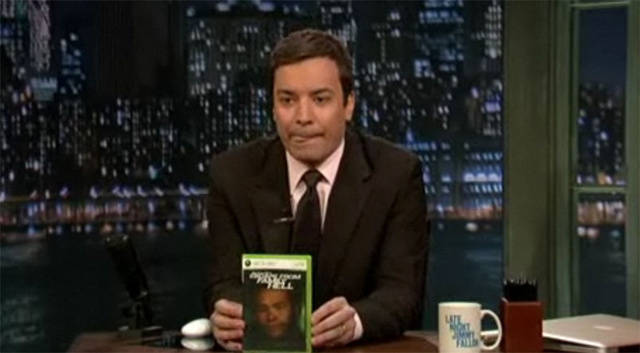 Jimmy Fallon Brings Love of Gaming From SNL To Late Night