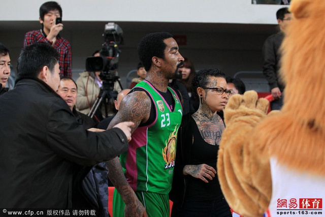 Please Get J.R. Smith Out Of China Before His Family Starts World War III