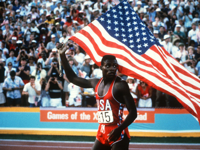 I Witnessed Carl Lewis Murder The National Anthem