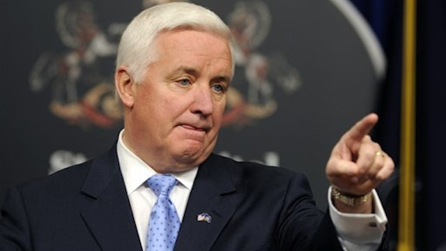 Pennsylvania Gov. Tom Corbett Explains Why His Jerry Sandusky Investigation Took So Long