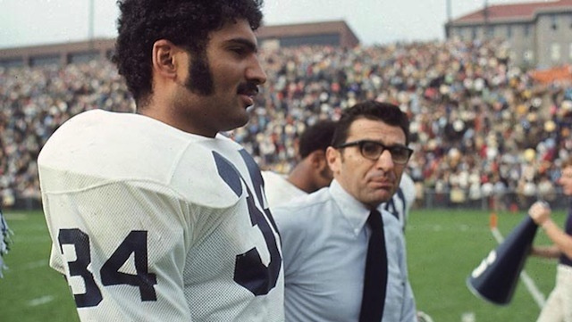 Franco Harris Wants Joe Paterno Reinstated For Four Games Next Season, Because Franco Harris Has Lost His Mind