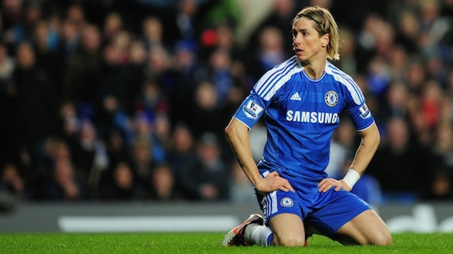 Fernando Torres Gets Cuckolded, And Other Videos Of Note From Last Weekend's Premier League Action