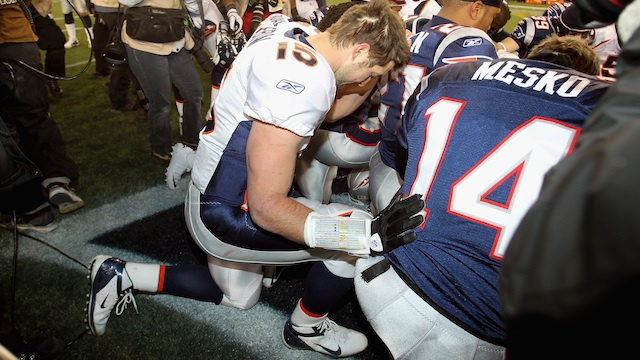 Here's The Tim Tebow And 9/11 Connection You Never Thought Anyone Was Dumb Enough To Make