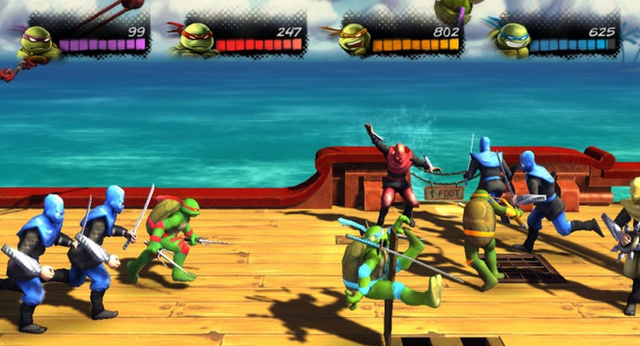 New TMNT Game Is 360 Timed Exclusive