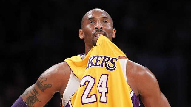 Kobe Bryant Totally Googles Himself