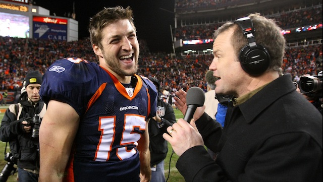 The Steelers Overestimated Tim Tebow Before They Underestimated Him