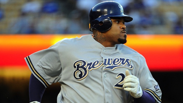 Prince Fielder Could Be A Washington National This Season, And Other News Around The Hot Stove