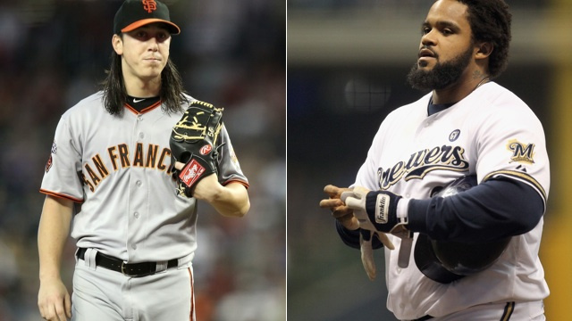 Prince Fielder And Tim Lincecum Want Long-Term Deals, Andrew Bailey Is Thinking Music, And More From Around The Hot Stove