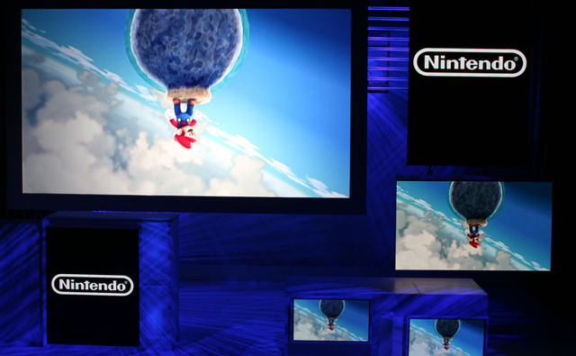 Nintendo Reveals Super Mario Galaxy 2
