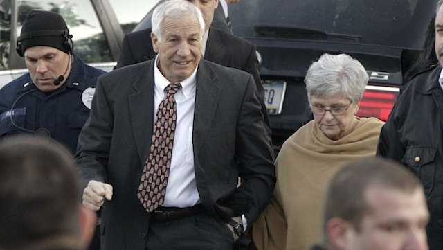 Jerry Sandusky Has A Couple Of Legal Advantages Over His Accusers, Thanks To Ass-Backward Pennsylvania Law [UPDATE]