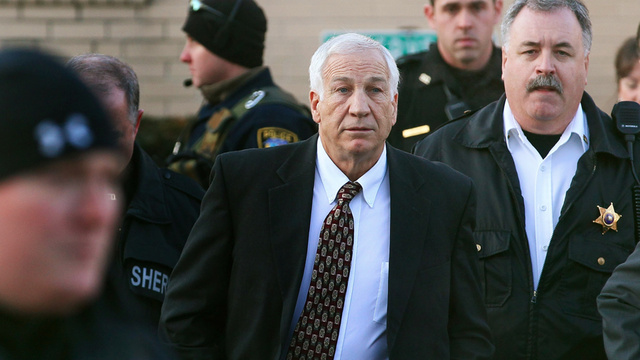 One Of Jerry Sandusky's Lawyers Says He Was Only Trying To Teach Troubled Youth How To Shower Properly