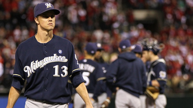 Merry Christmas To Agents: Free-Agent-To-Be Zack Greinke Needs Representation