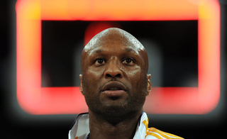 Lamar Odom Has A Sad