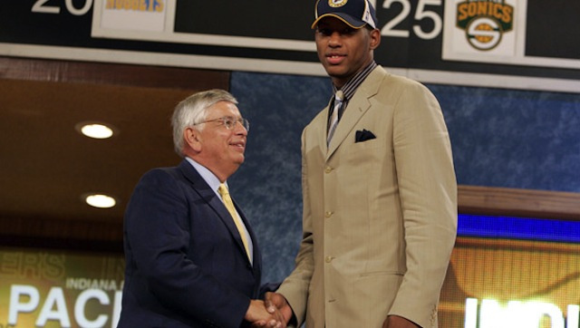 "After Last Night's Botched Trade, Danny Granger Says He's Changing His Name To ""Stern's Bi#&h"""