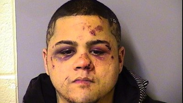 This Is What Happens To Your Face When You Try To Rob An MMA Expert