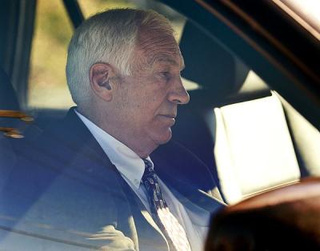 New Abuse Allegation Against Jerry Sandusky Came From A Family Member, His Lawyer Says