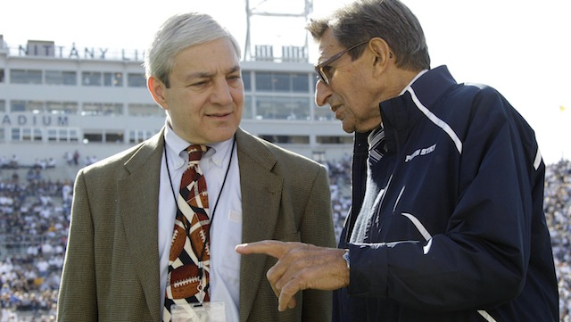 Joe Paterno's 2009 Compensation Was $200,000 Higher Than The PSU President's, And Other Grotesqueries