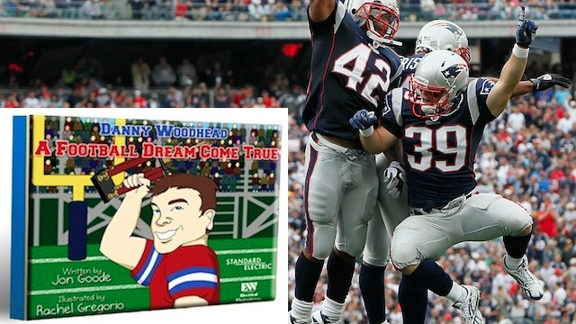 There Is Finally An Inspirational Children's Book About Danny Woodhead