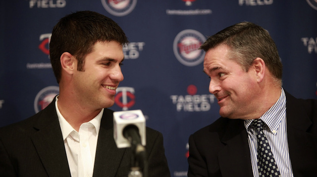 Twins GM Fired And Replaced By Former Twins GM, And Other Exciting Hot Stove News Not Involving The Twins