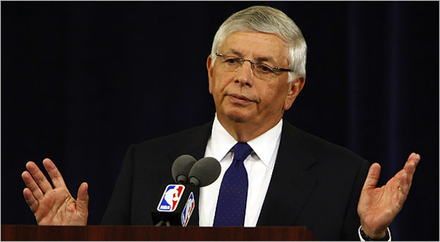 David Stern Issues Late-Night Ultimatum; NBA Players Set To Reject Latest Proposal