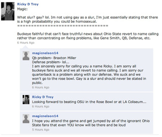 A Sampling Of Comments ESPN.com Has Not Deleted On Stories That Have Nothing To Do With OccupyTebow
