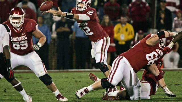 Deadspin's College Football Top 25 Or So: Later, Sooners