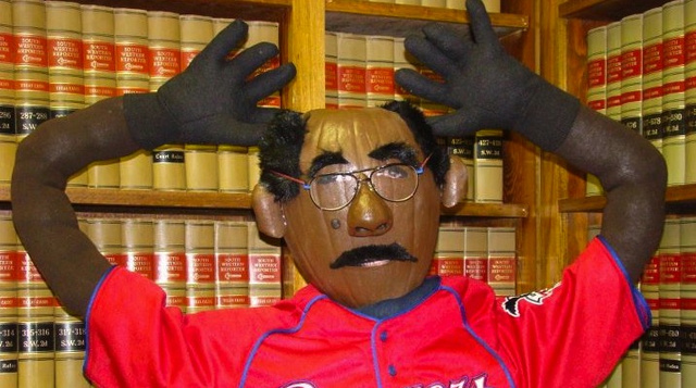 Low-Level Sources Close To Pumpkin Ron Washington Say That Pumpkin Ron Washington Is Not Racist, Still Awaiting Word From Pumpkin
